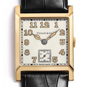 Tiffany & Co. Square Watch Watch Releases