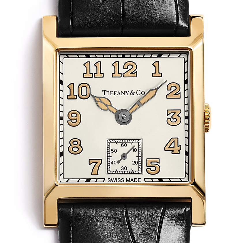 Tiffany & Co.. Square Watch
