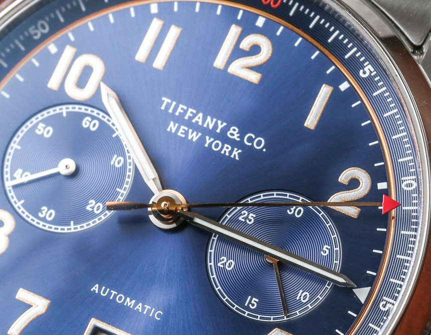 Tiffany & Co.. CT60 Chronograph Watch Review