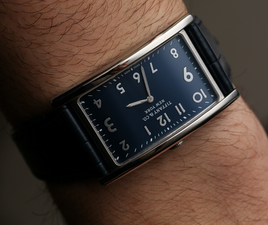Tiffany & Co.. East West Watches Hands-On