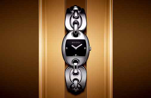 Gucci Marina Chain Watch Collection -- Women's Cruise 2009