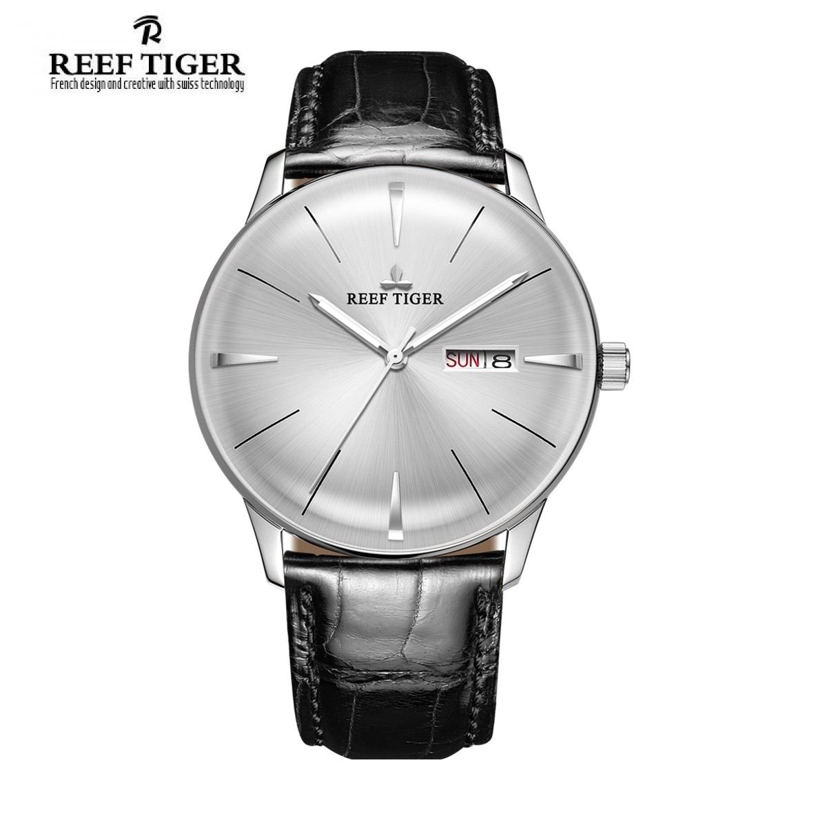 A Genuine Gift for the Watch Enthusiast:Reef Tiger Classic Heritor Collection RGA8238