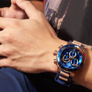 Reef Tiger Presenting The New Chronograph Aurora Grand Ocean Sports Watches RGA3168