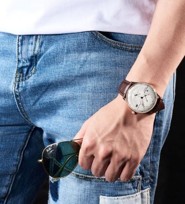 Presenting The New Reef Tiger Seattle Navy Power Reserve Casual Watch for Men RGA82B0