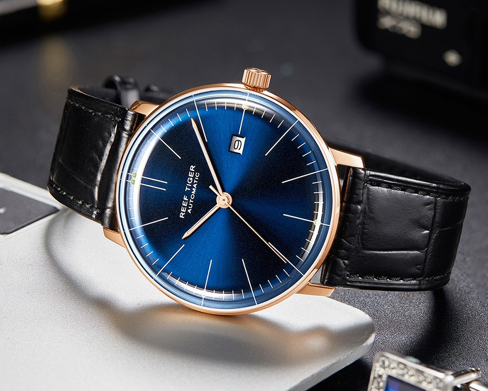 The Latest Men's Watch In 2018 Is Released, With Both Simple And Fashionable Charm