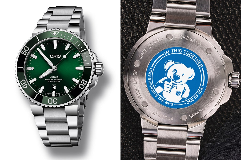 Breitling, Bremont and Ball Watch are among brands helping fight Covid-19 review