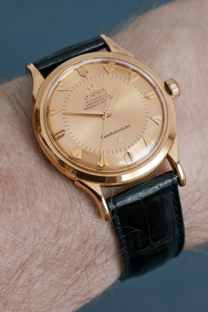 Iconic product-Vintage Omega Constellation