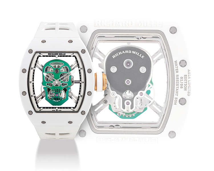 The Price Indicators of Richard Mille Watches