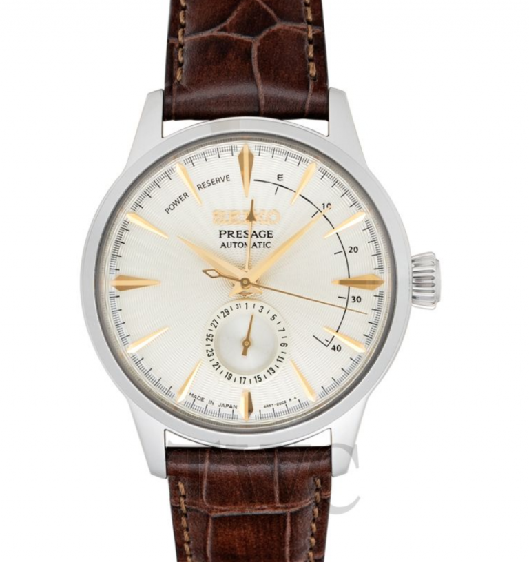 Sophisticated and Elegant Seiko Presage Watches