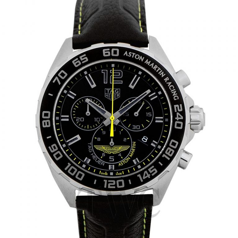 Tag Heuer Formula 1 Aston Martin Special Edition