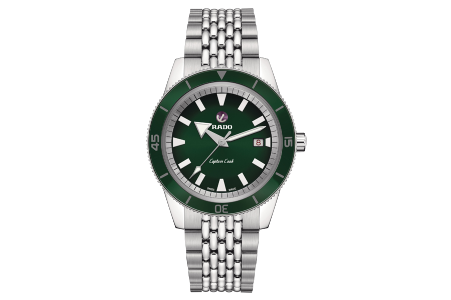 Rado Captain Cook Automatic collection watch review