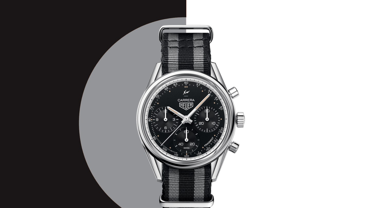Do you know what a chronograph is?
