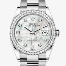 The pride of owning and giving away Rolex watches