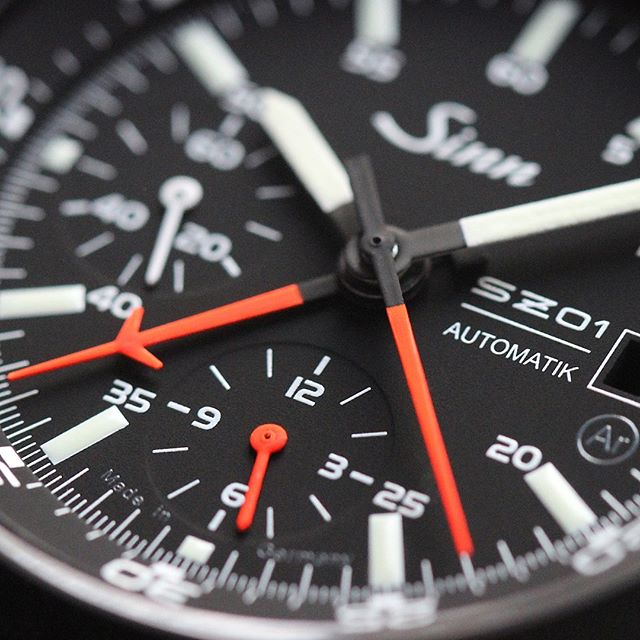 What are the characteristics of Sinn Watches'?