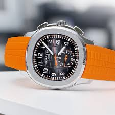 Aqua Stop: Reviewing the Patek Philippe Aquanaut Men's Chronograph watches