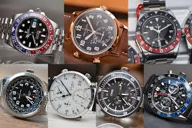 Have Watch, Will Travel -- among the Ideal GMT Watches